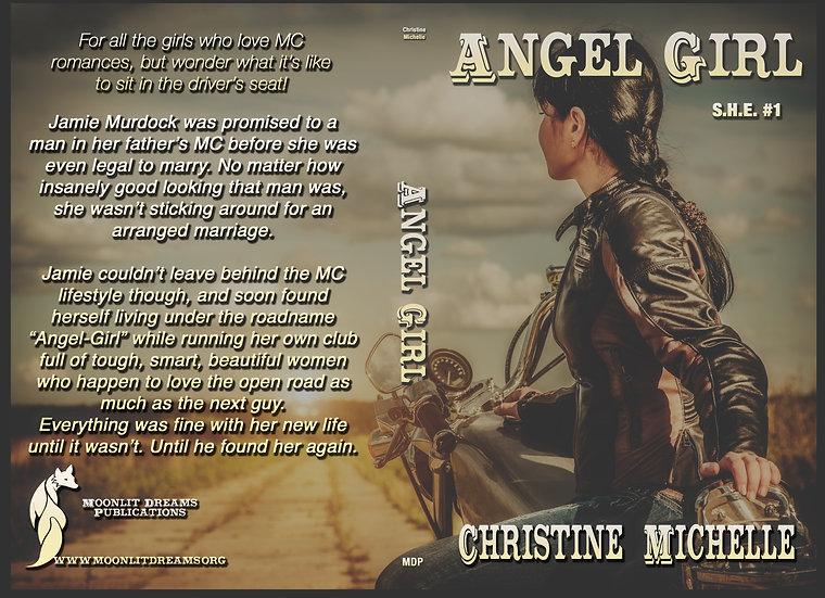 Angel Girl - Signed Paperback