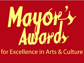 VOCI nominated for the Mayor's 2015 excellent in Arts & Cultural Award