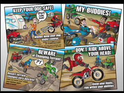 ATV Safety Posters