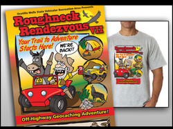 Roughneck poster & t-shirt