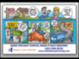 Cartoonist For Hire - Custom Cartoons and Illustrations by Rick Menard