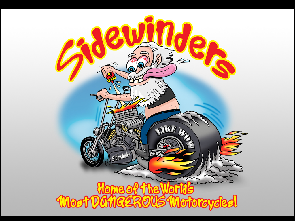 Sidewinders copy
