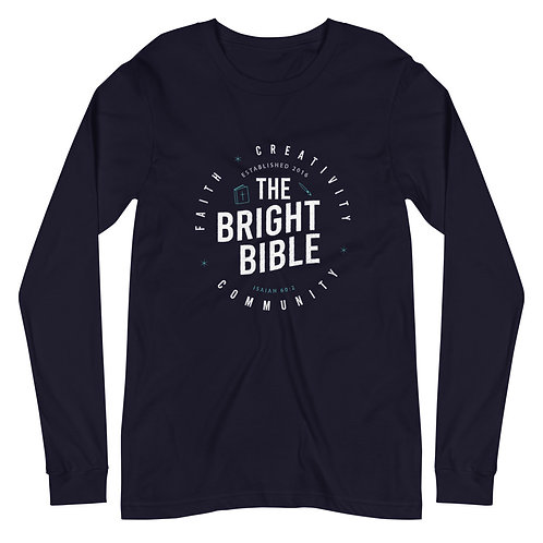 The Bright Bible Long Sleeve Tee