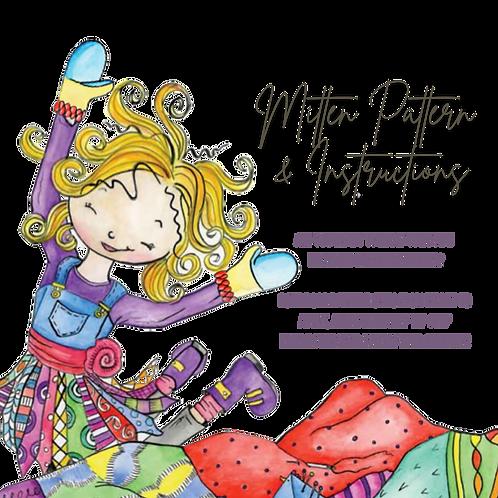 Junebug Mitten Pattern & Instructions