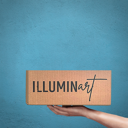 IlluminART Creative Faith Subscription Box - BASICS