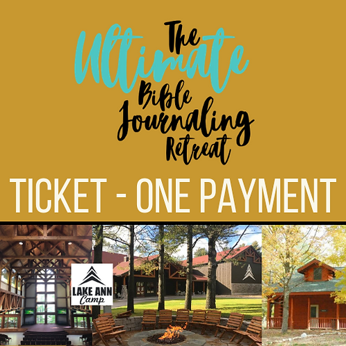 Retreat Ticket - (Paid in Full)