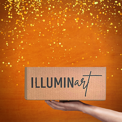 IlluminART Creative Faith Subscription Box - PREMIUM