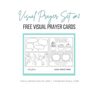 Visual Prayer Cards Set 2