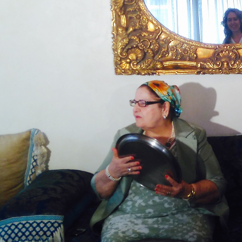 Sonic Accompaniment to Birth in the Jewish Sahara
