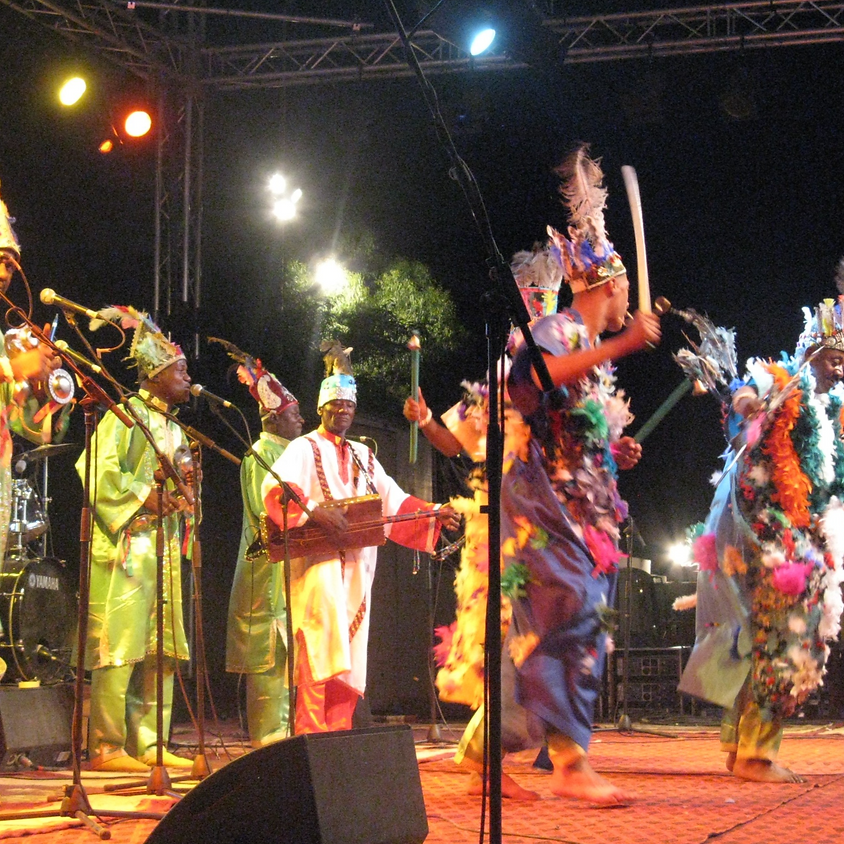 "Tamara Turner: Looking South: Imagining ""Africa"" in Algerian Musics"