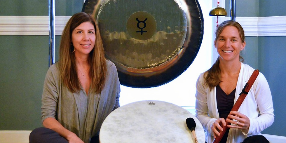 NIDRA GONG - An Experience in Sound Healing & Meditation