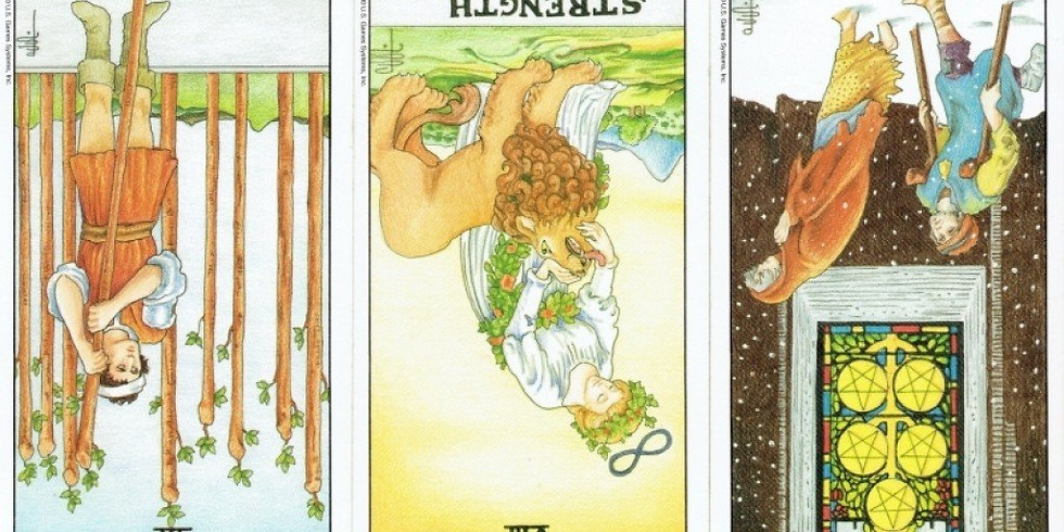 Learn to Read the Tarot Level 3 - Reversed Cards