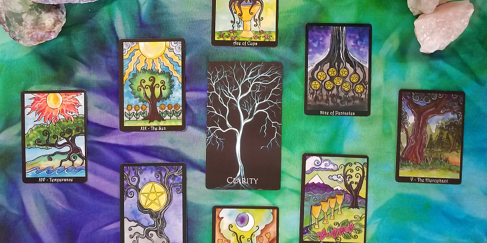 It's an Oracle Card Party!