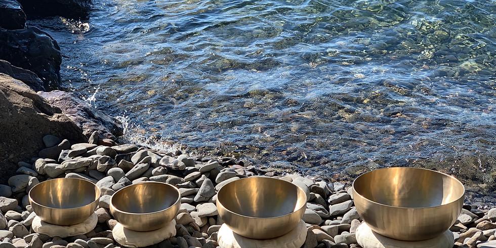 An Afternoon Sound Bath: Gongs. Bowls and Chimes