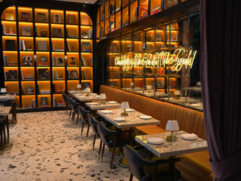 Chef Niven Patel Opens Orno Restaurant at THesis Hotel