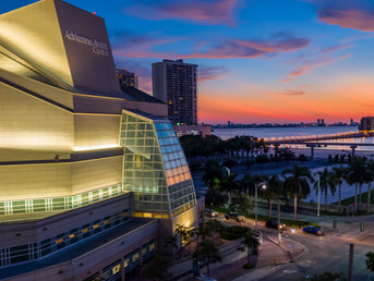 Constellation Culinary Group Tapped to Spearhead Culinary Operations at Arsht Center