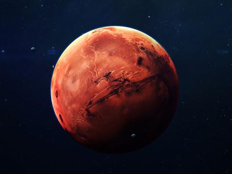 Mars Retrograde 9.9.20- 11.13.20