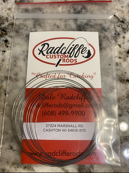 Long Rod Stainless Steel Wire Threader