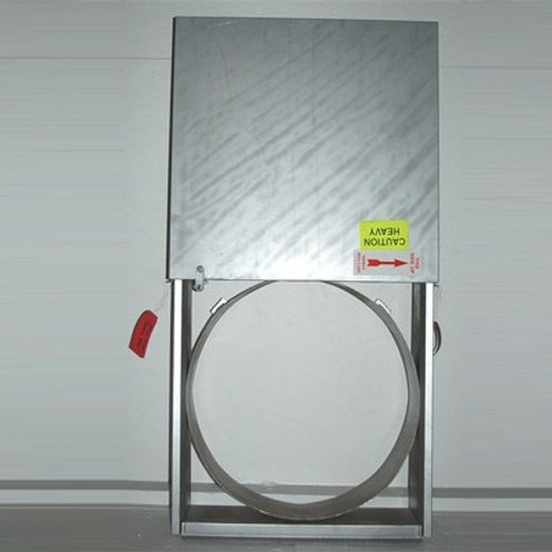 Discharge Doors For Trash/Recycle/Compost Chutes
