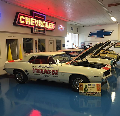 Chevy Hall of Fame