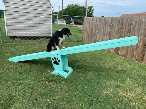 See-saw (teeter totter)