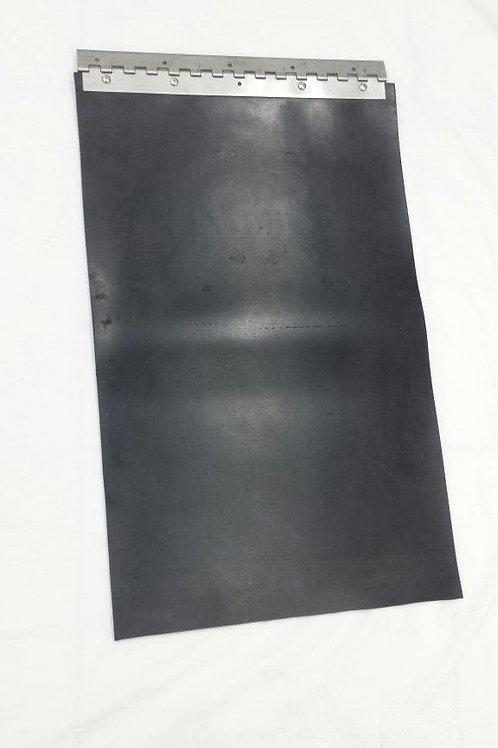 Rubber Baffles W/ Hinge For Intake Doors