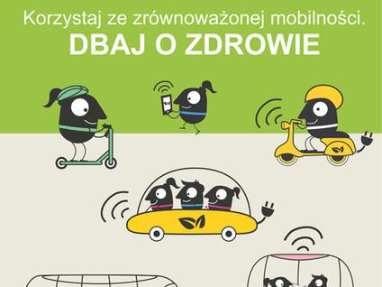 Europejski Tydzień Zrównoważonego Transportu - zapraszamy do zabawy!
