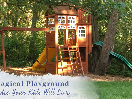 Magical Playground | Slides Your Kids Will Love