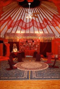 ALisa Starkweather's Red Tent Temple