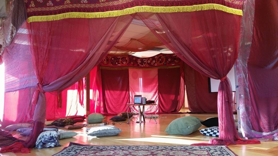 Red Tent Movie screening at Colorado Springs, CO