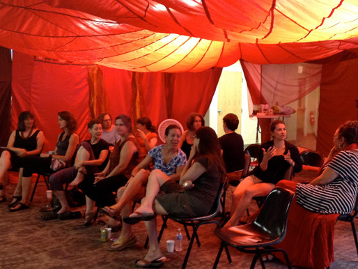 Red Tent Communities of Chicago: Tending to Home