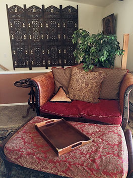 Loveseat Reupholstery
