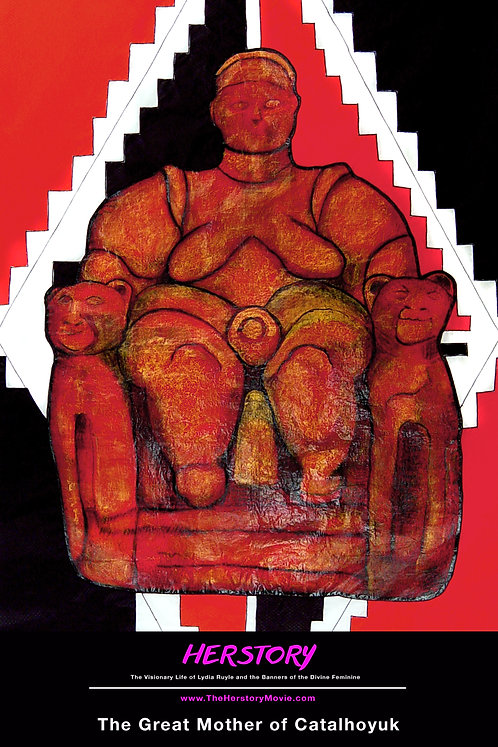 Great Mother of Catalhoyuk