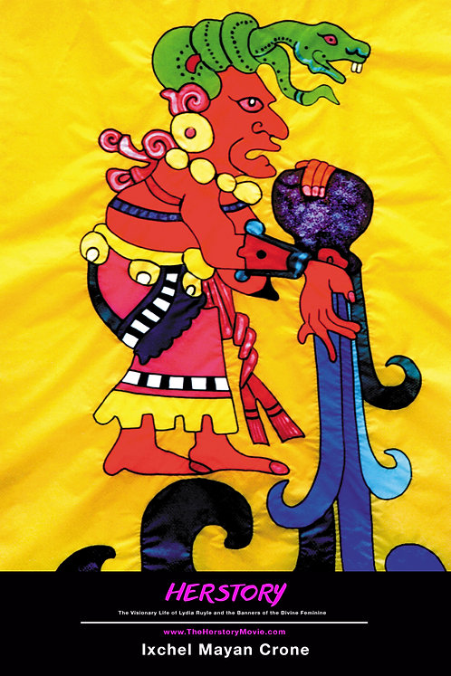 Ixchel Mayan Crone