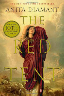 Blog Tour of Inspired Reading: The Red Tent