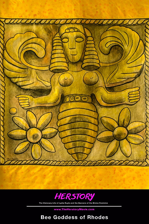Bee Goddess of Rhodes