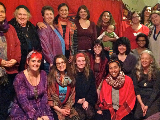 Life to Life, Woman to Woman: November's Red Tent Stories of Transformation and Connection