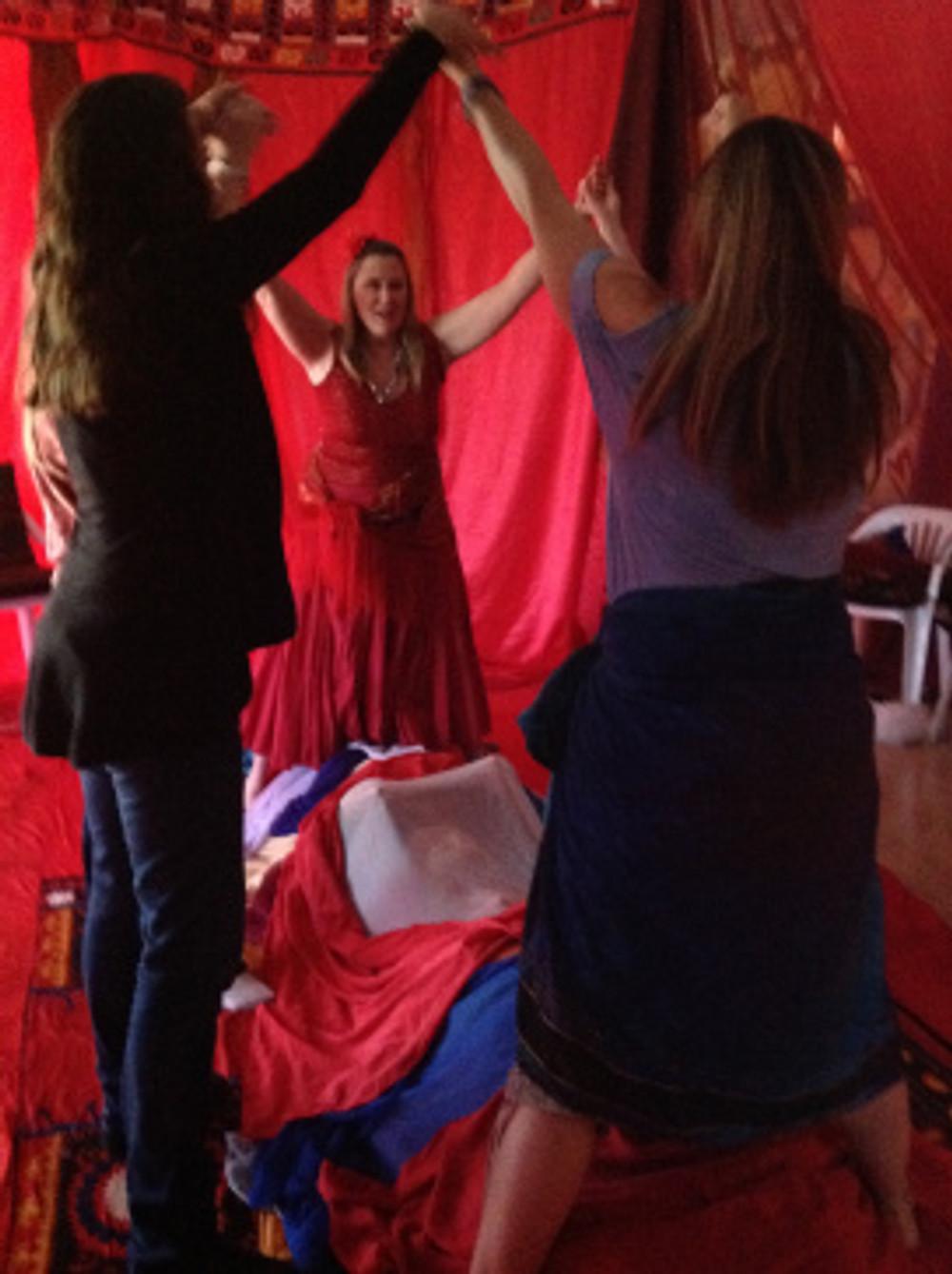 Red Tent, Escondido, CA