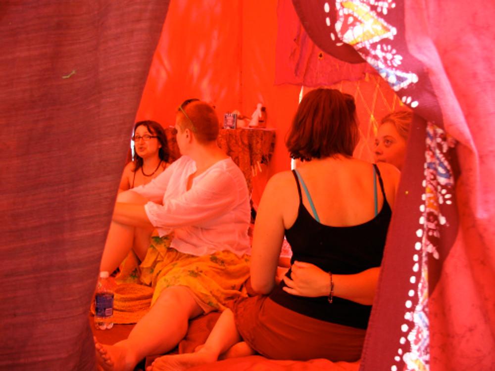 Red Tent Temple, Salem, MA