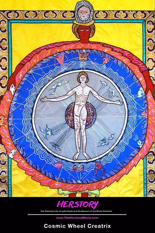 Cosmic Wheel Creatrix
