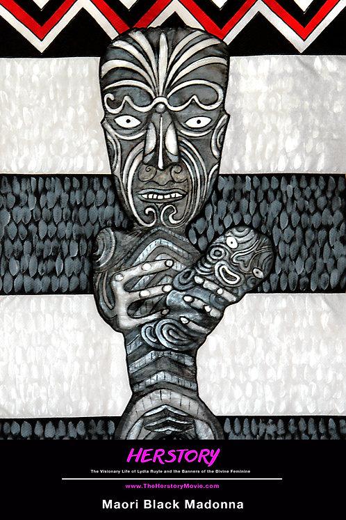 Maori Black Madonna
