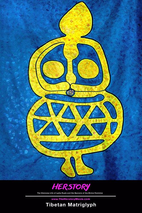 Tibetan Matriglyph
