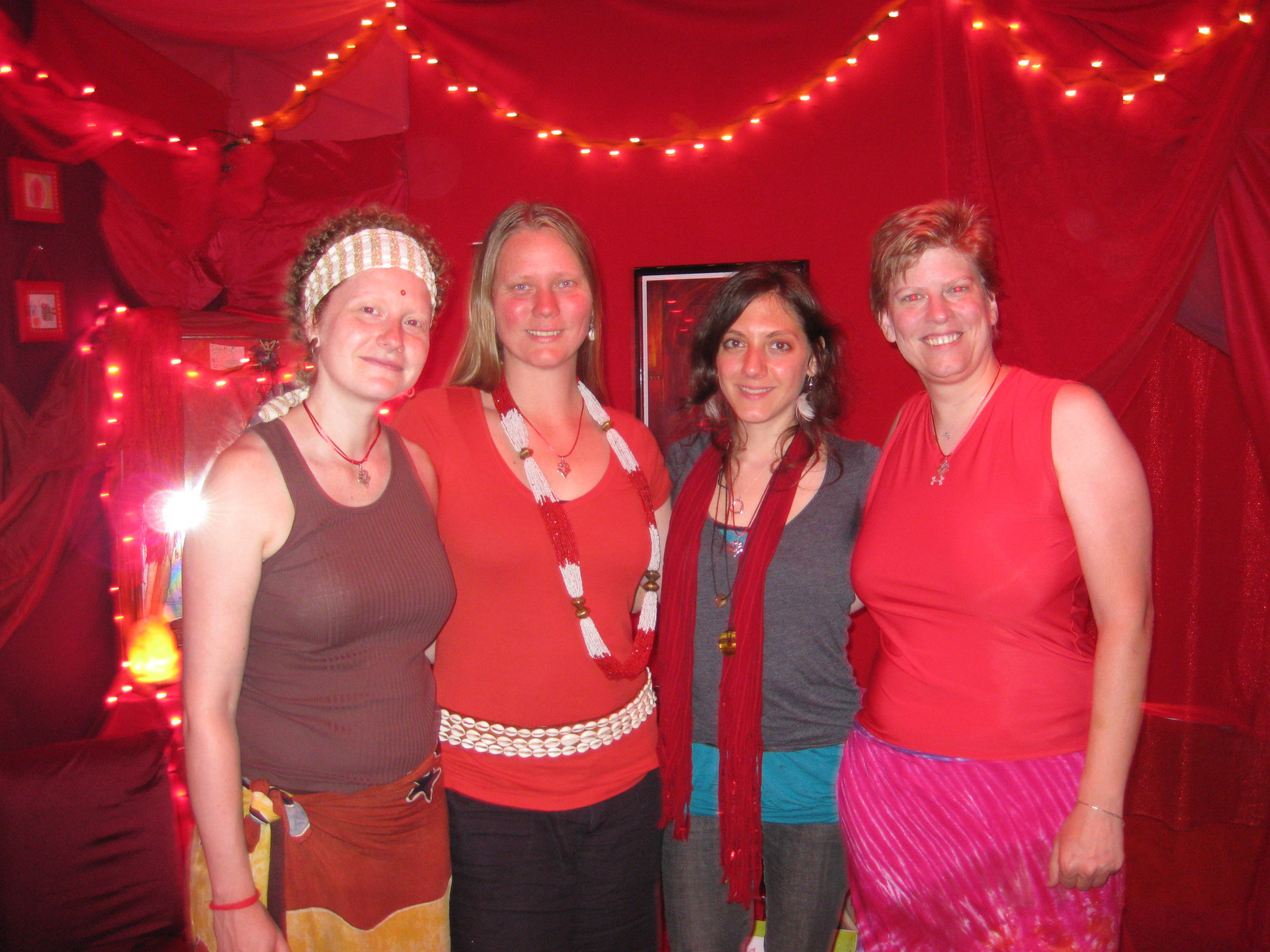 Womongathering Red Tent