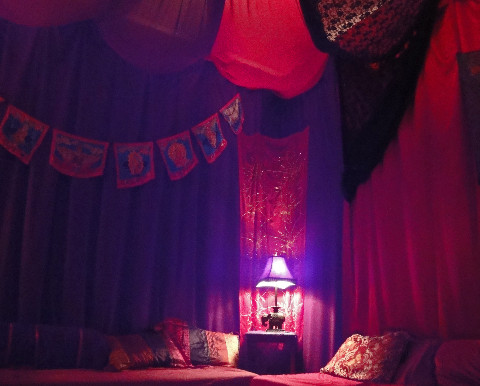 October's Red Tent Movie Screenings Facilitate Connections Across Distance, Gender, and Circumstance