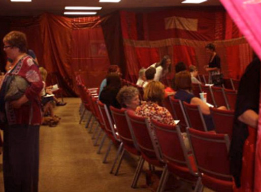 The Red Tent Movie premiere's in Colorado
