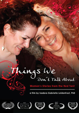 "Red Tent Movie ""Things We Don't Talk About"""