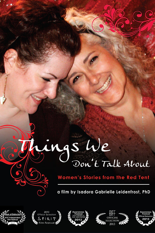 Things We Don't Talk About (DVD)