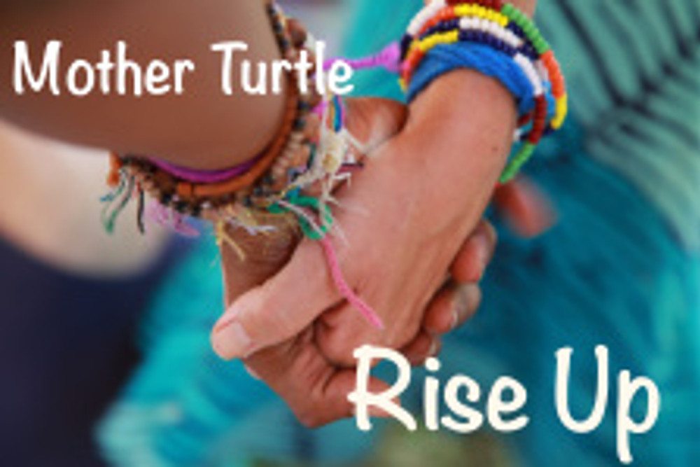 """""""Rise Up"""" by Mother Turtle"""