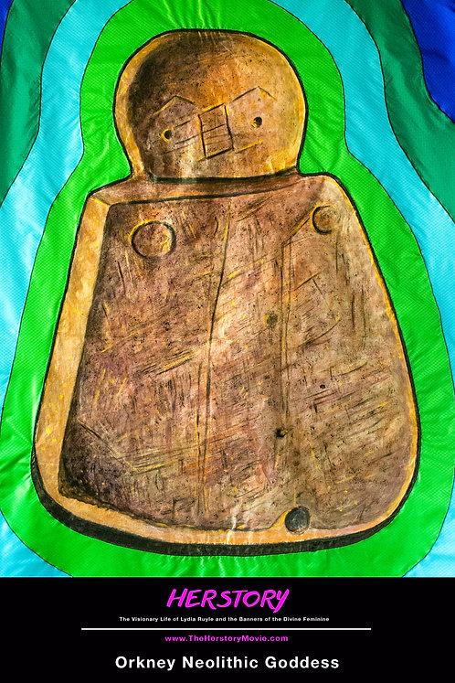 Orkney Neolithic Goddess