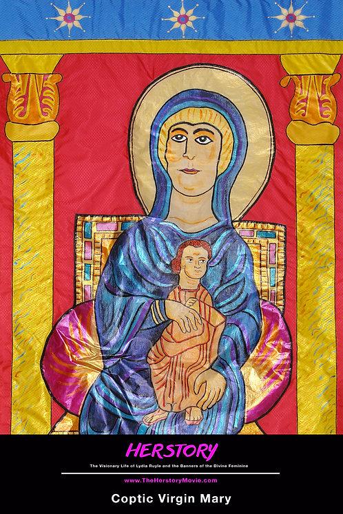 Coptic Virgin Mary